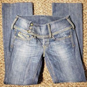 Diesel Cherock Stretch Jeans